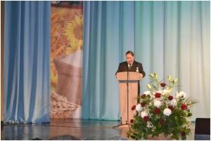 Поздравление от губернатора Курской области А. Н. Михайлова
