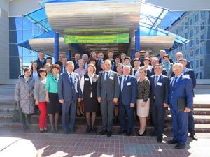 Состав семинара в Калмыкии