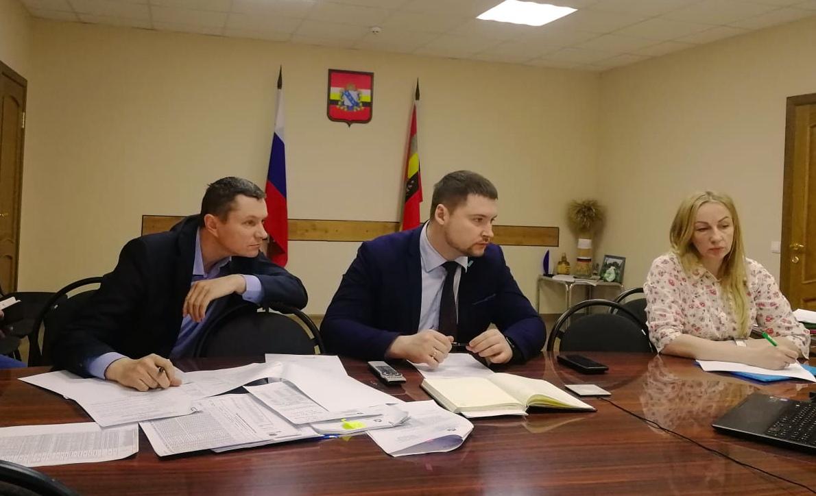 Исполняющий обязанности председателя комитета Музалев И И
